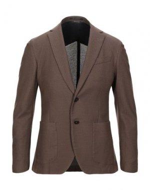 Пиджак JEORDIE'S. Цвет: коричневый