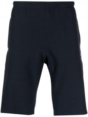 Спортивные шорты Reverse Weave Champion. Цвет: синий