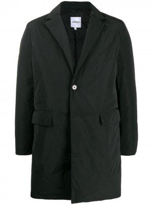Пальто миди Millennium Man Aspesi. Цвет: черный