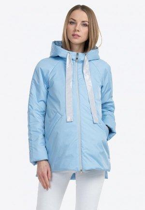 Куртка утепленная Modress. Цвет: голубой