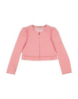 Пиджак TRUSSARDI JUNIOR. Цвет: розовый