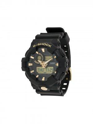 Часы Protection G-Shock. Цвет: черный