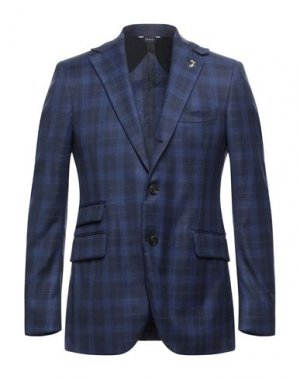 Пиджак TOMBOLINI. Цвет: синий