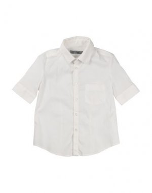 Pубашка GRANT GARÇON. Цвет: белый