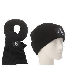 Шарф и шапка K50K505104 черный CALVIN KLEIN JEANS