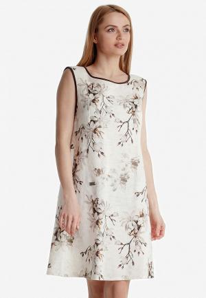 Платье Artwizard MP002XW196BX. Цвет: бежевый