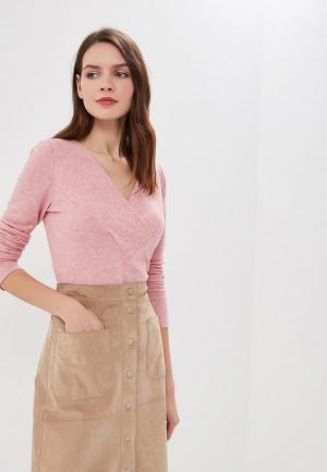 Пуловер Elit by Ter-Hakobyan. Цвет: розовый