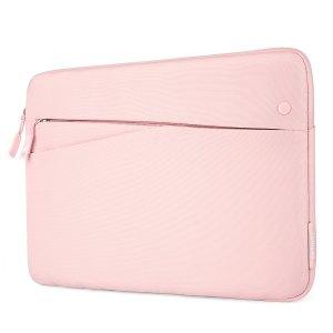 Чехол для 13,5-дюймового ноутбука SHEIN. Цвет: розовые