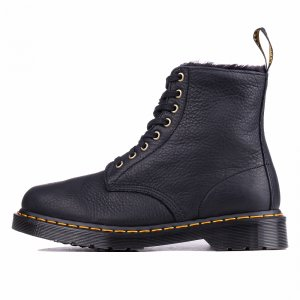 1460 Pascal FL-8 Eye Boot Dr. Martens. Цвет: черный