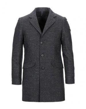 Пиджак SIMON PEET. Цвет: стальной серый