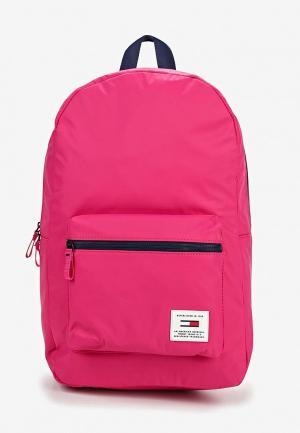 Рюкзак Tommy Jeans. Цвет: розовый