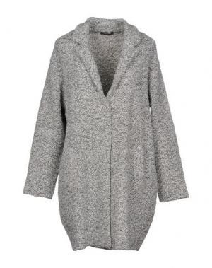 Пальто ANNECLAIRE. Цвет: светло-серый