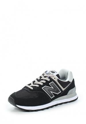 Кроссовки New Balance 574. Цвет: черный