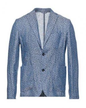 Пиджак MARCIANO. Цвет: пастельно-синий