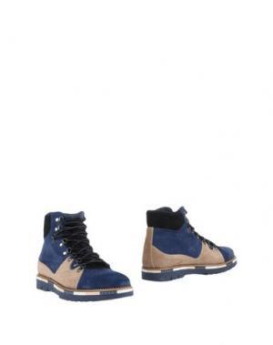 Полусапоги и высокие ботинки AT.P.CO. Цвет: синий