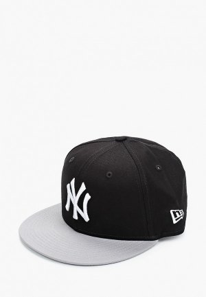 Кепка New Era K MLB COTTON BLOCK NEYYAN. Цвет: черный