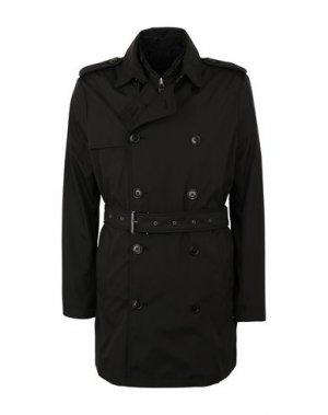 Легкое пальто MICHAEL KORS MENS. Цвет: черный