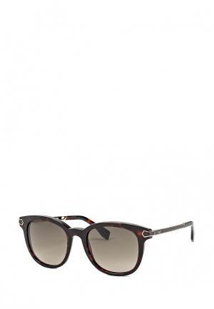 Очки солнцезащитные Fendi FF 0021/S 7UU. Цвет: коричневый