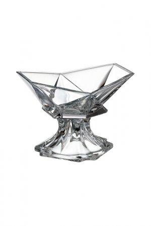 Конфетница Crystalite Bohemia. Цвет: прозрачный