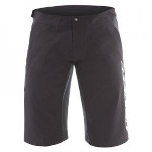Велошорты мужские , размер 48 Dainese. Цвет: черный