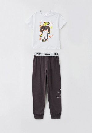 Пижама Sela. Цвет: разноцветный