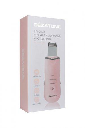 Прибор ультразвуковой Gezatone. Цвет: розовый