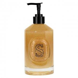 Жидкое мыло-скраб для рук diptyque. Цвет: бесцветный