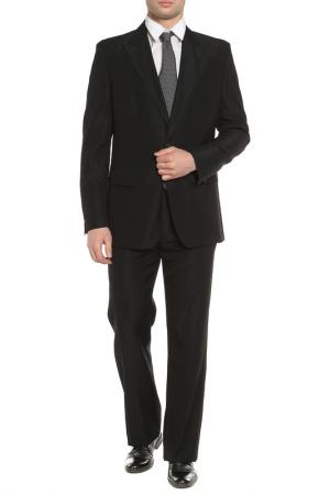 Костюм: пиджак, брюки John Richmond. Цвет: черный