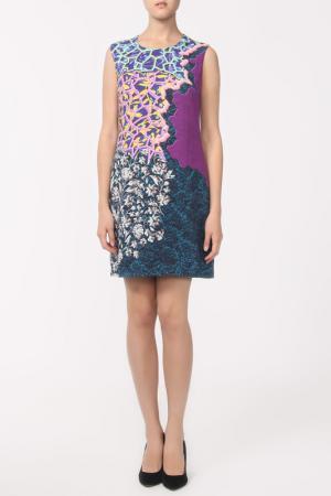 Платье Peter Pilotto. Цвет: ультрамарин