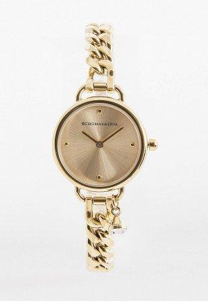 Часы BCBGMaxAzria. Цвет: золотой