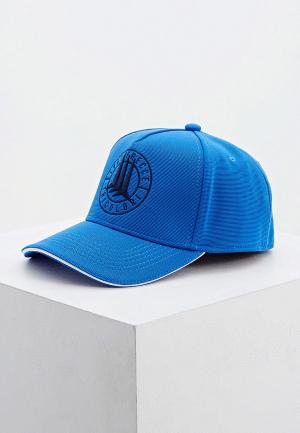 Бейсболка Aeronautica Militare. Цвет: голубой