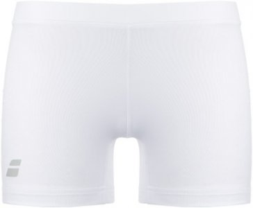 Шорты женские Complete, размер 40-42 Babolat. Цвет: белый