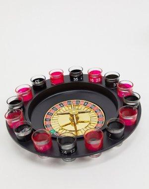 Игра в рулетку с алкоголем -Черный Menkind