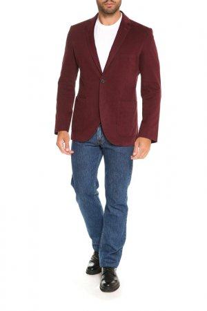 Блейзер Esprit. Цвет: бордовый