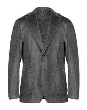 Пиджак BAGUTTA. Цвет: серый
