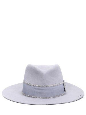 Шляпа фетровая MASHA UMANSKAYA
