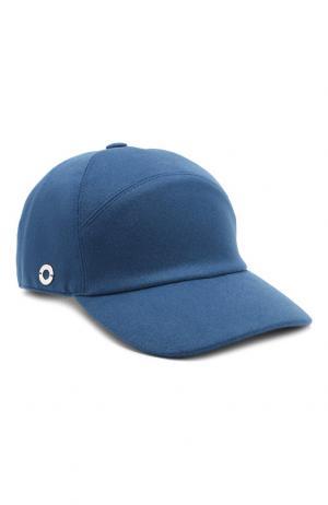 Кашемировая бейсболка Loro Piana. Цвет: синий