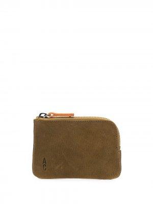 Маленький кошелек Hocker Ally Capellino. Цвет: нейтральные цвета