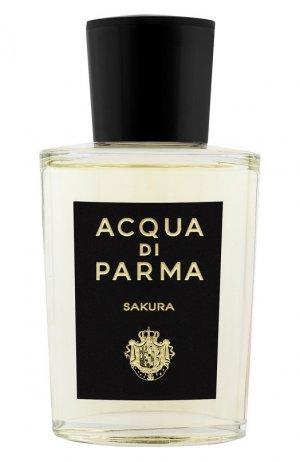 Парфюмерная вода Sakura Acqua di Parma. Цвет: бесцветный