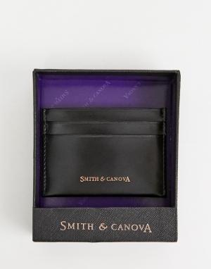 Кредитница Smith & Canova And. Цвет: черный