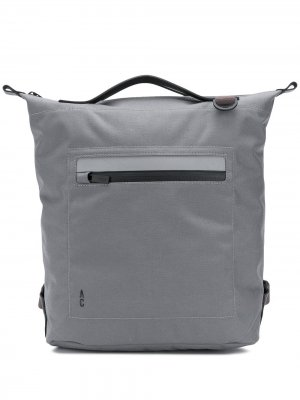 Маленький рюкзак Hoy Travel & Cycle Ally Capellino. Цвет: серый