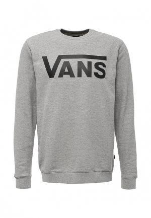 Свитшот Vans MN CLASSIC CREW. Цвет: серый