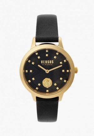 Часы Versus Versace VSPZK0221. Цвет: золотой