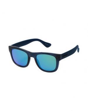 Солнечные очки HAVAIANAS. Цвет: темно-синий