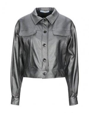 Куртка KAOS. Цвет: свинцово-серый