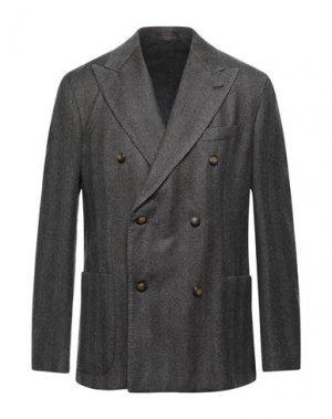 Пиджак THE GIGI. Цвет: серый