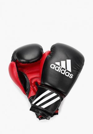Перчатки боксерские adidas Combat Response. Цвет: черный