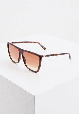 Очки солнцезащитные Givenchy GV 7181/S 086. Цвет: коричневый