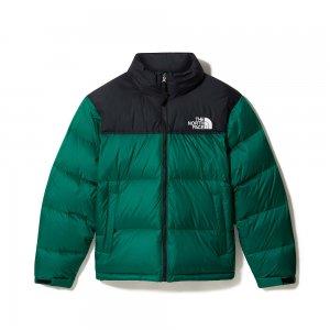1996 Retro Nuptse Jacket The North Face. Цвет: зеленый