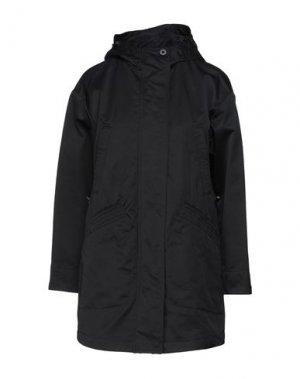 Легкое пальто HISTORIC. Цвет: черный